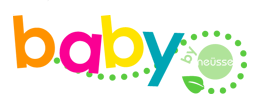 Baby by Neusse photography logo